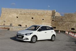 Hyundai I20 Aut. or Similar
